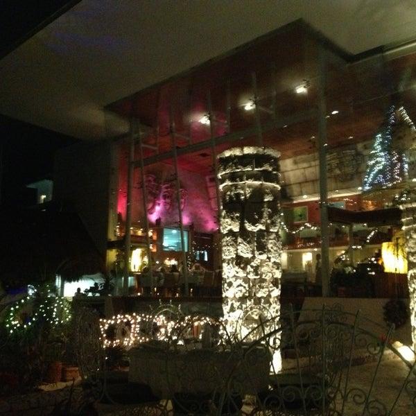 Foto tomada en La Habichuela Sunset por Andrea E. el 12/28/2012