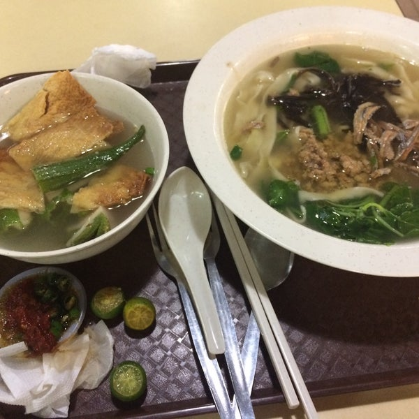 Photo taken at Oasis Food Court by Manne Chen® on 8/31/2016