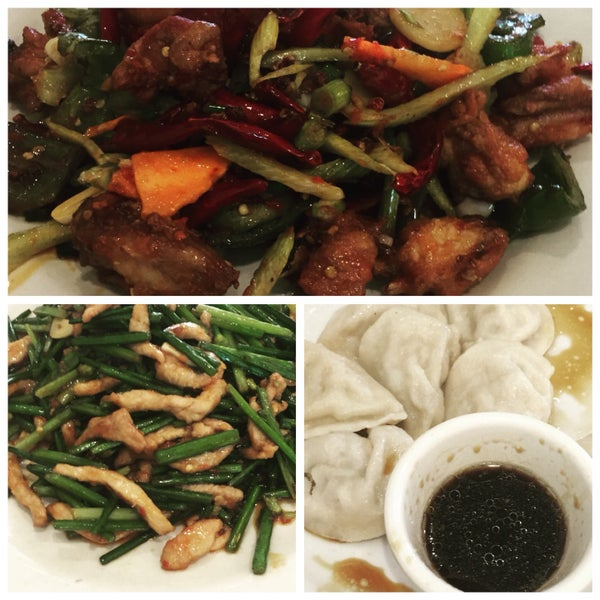 Authentic Chinese food served at a great price, get the boiled dumplings.