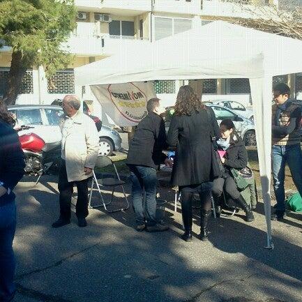 Foto scattata a Bar Ottagono da Movimento Cinque Stelle G. il 12/30/2012