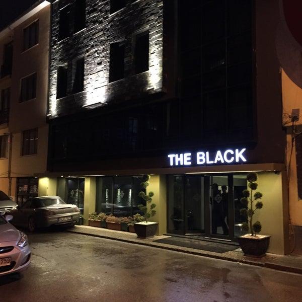1/28/2015 tarihinde Aşkın C.ziyaretçi tarafından The Black Otel'de çekilen fotoğraf