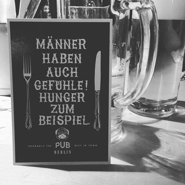 Das Foto wurde bei The Pub Berlin von lana74 am 5/8/2017 aufgenommen