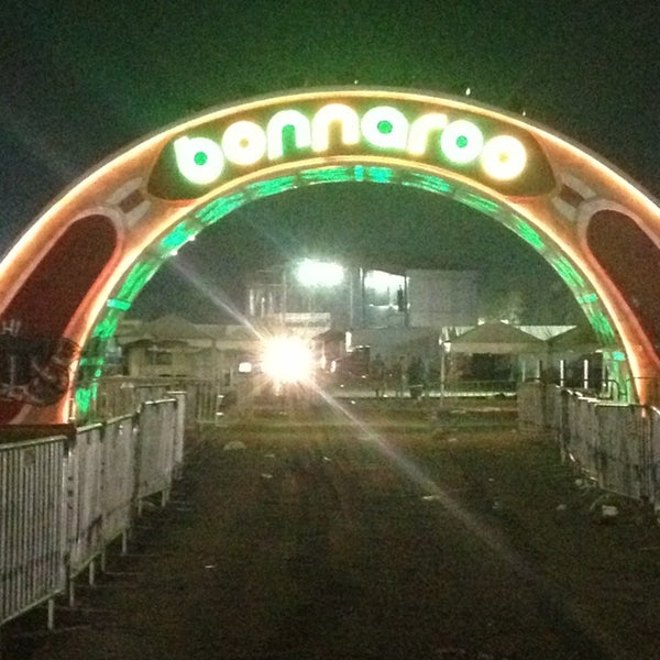 Photo taken at Bonnaroo Music & Arts Festival by Kathleen W. on 6/17/2013
