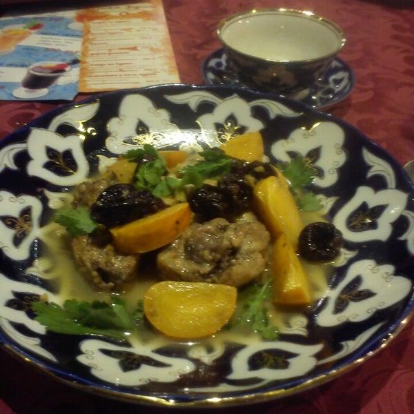 Ресторан инжир в томске