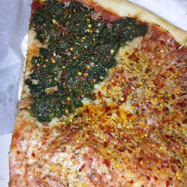 Original pizza canarsie 9514 avenue l for Pizza original