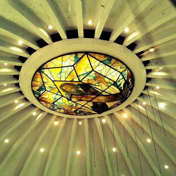 Photo taken at Sto. Niño de Paz Community Chapel by Yaj P. on 12/16/2012