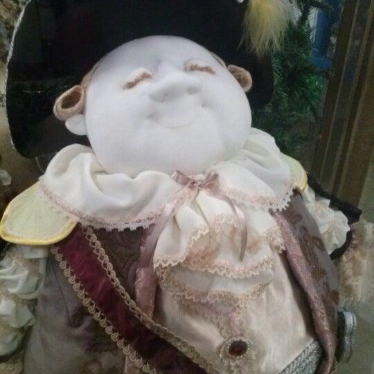 Снимок сделан в Музей кукол пользователем Anna N. 2/22/2013
