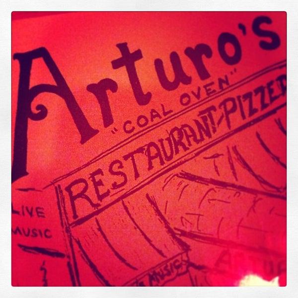 Photo taken at Arturo's Restaurant by Brian V. on 5/10/2013