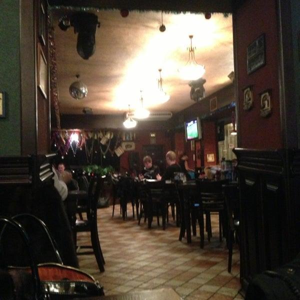 Снимок сделан в Паб №1 / Pub №1 пользователем Alexey L. 12/25/2012