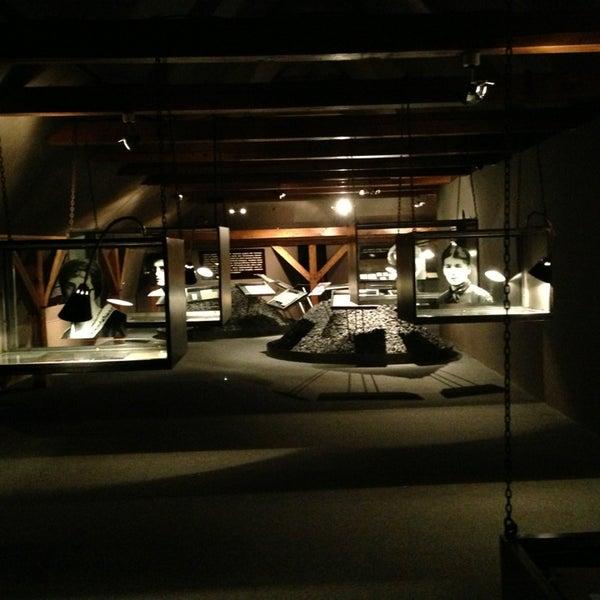 4/6/2013 tarihinde Robotronziyaretçi tarafından Franz Kafka Museum'de çekilen fotoğraf