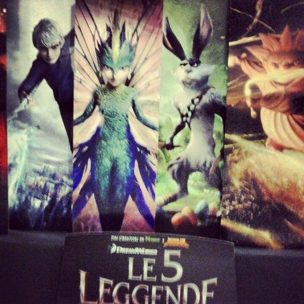 Foto scattata a Cinema Plinius Multisala da Alice D. il 12/15/2012