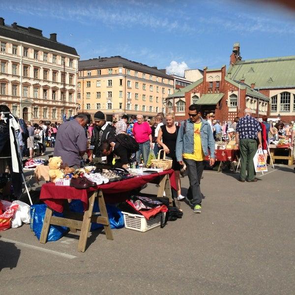 Das Foto wurde bei Hietalahdentori von Minna 🍀 am 6/9/2013 aufgenommen