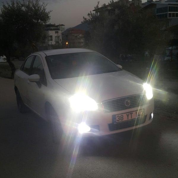 12/6/2017 tarihinde Haluk C.ziyaretçi tarafından Buldan'de çekilen fotoğraf