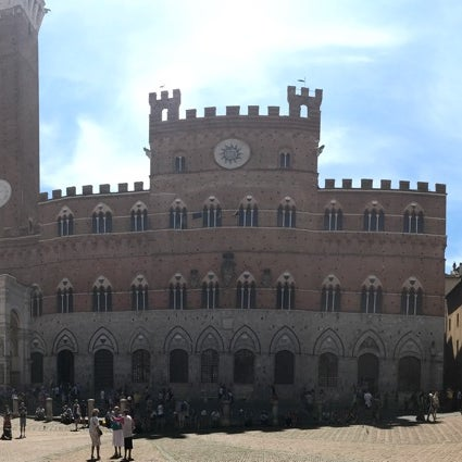 Photo taken at Siena by Katarina S. on 6/2/2017