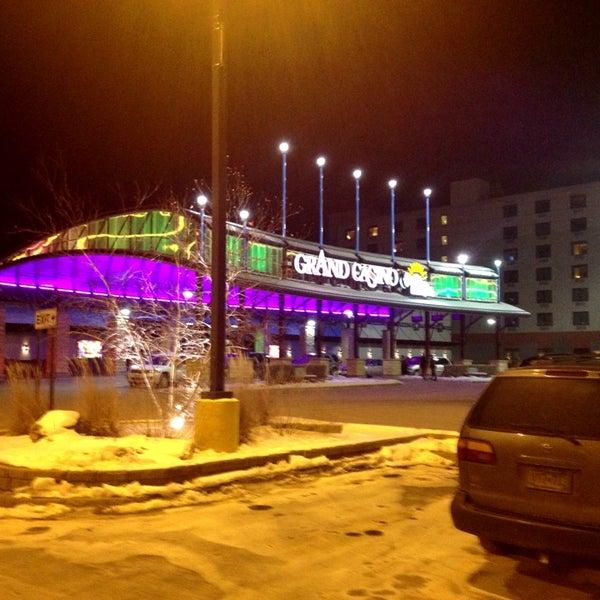 grand casino mille lacs buffet