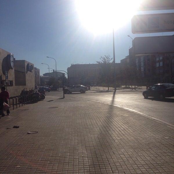 Photo taken at Estació de Tren - València-Cabanyal by Ivan B. on 12/22/2014