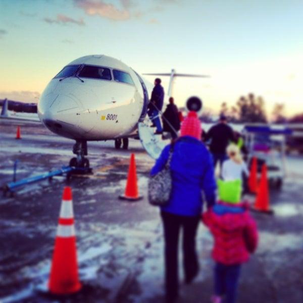 Foto tomada en Burlington International Airport (BTV) por Derrall S. el 1/1/2013