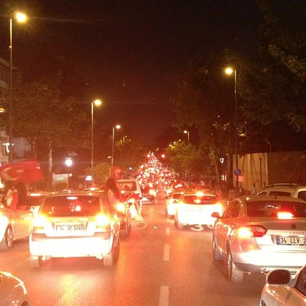 6/2/2013 tarihinde Özdenziyaretçi tarafından Suadiye'de çekilen fotoğraf