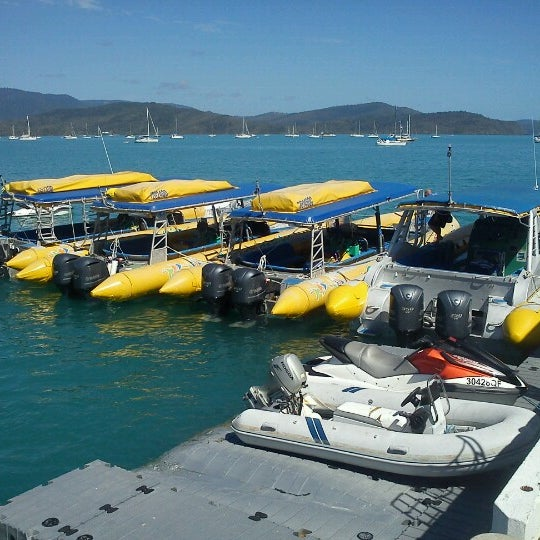 Where's Good? Holiday and vacation recommendations for Airlie Beach, Australia. What's good to see, when's good to go and how's best to get there.