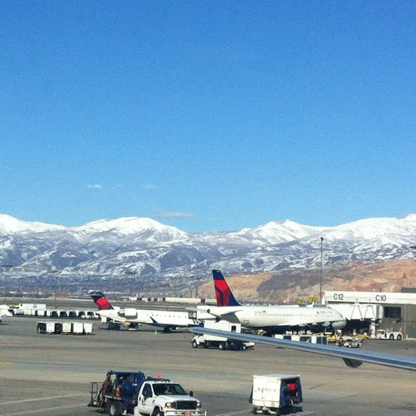 Salt Lake City International Airport (SLC) - Airport in Salt Lake City