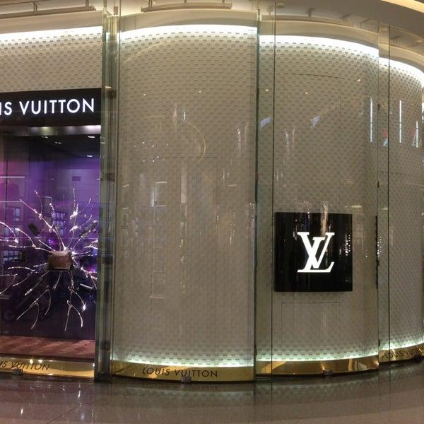 Photo taken at Louis Vuitton by Achim H. on 12/30/2012
