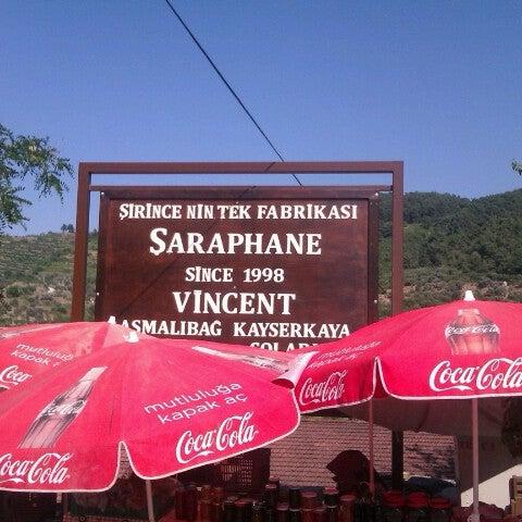 7/2/2013 tarihinde Gamze D.ziyaretçi tarafından Şirince Artemis Şarap ve Yöresel Tadlar Evi'de çekilen fotoğraf