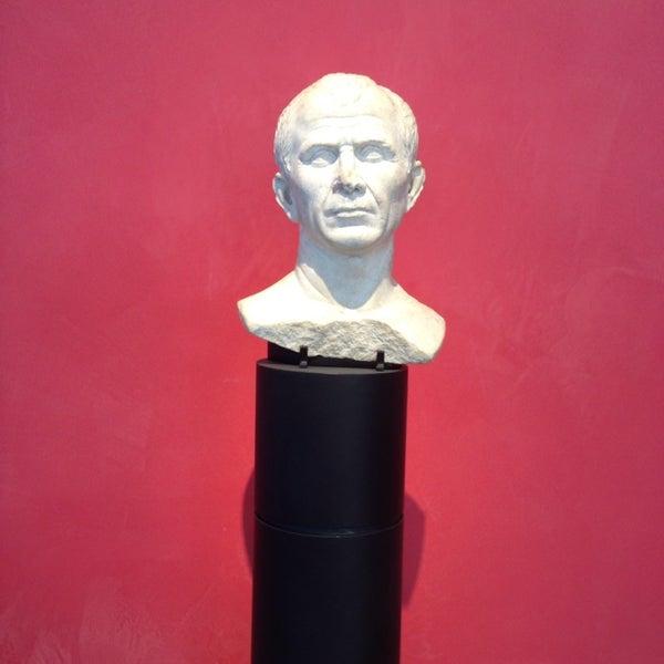 Photo taken at Musée de l'Arles antique by Yann G. on 8/10/2013