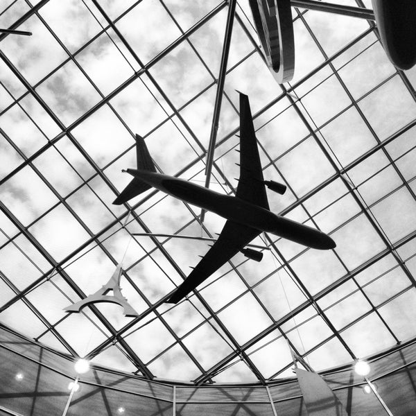 Das Foto wurde bei Frankfurt Airport (FRA) von Kate A. am 7/24/2013 aufgenommen