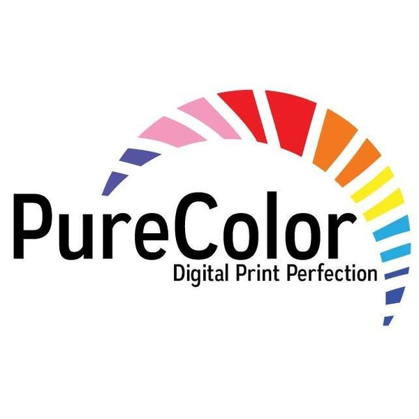 photos at pure color digital printing print shop in tejeros