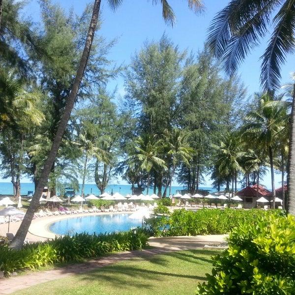 Photo taken at Dusit Thani Laguna Phuket by Fazli Y. on 6/8/2013