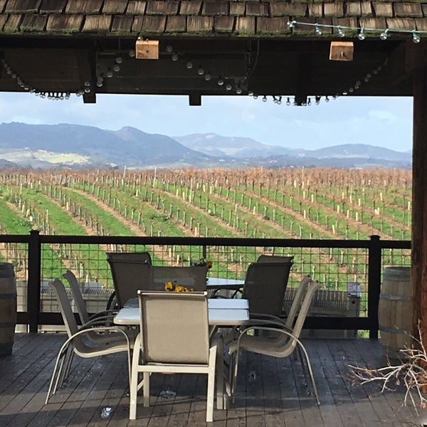 Photo taken at Eberle Winery by Morales22 .. on 12/16/2016