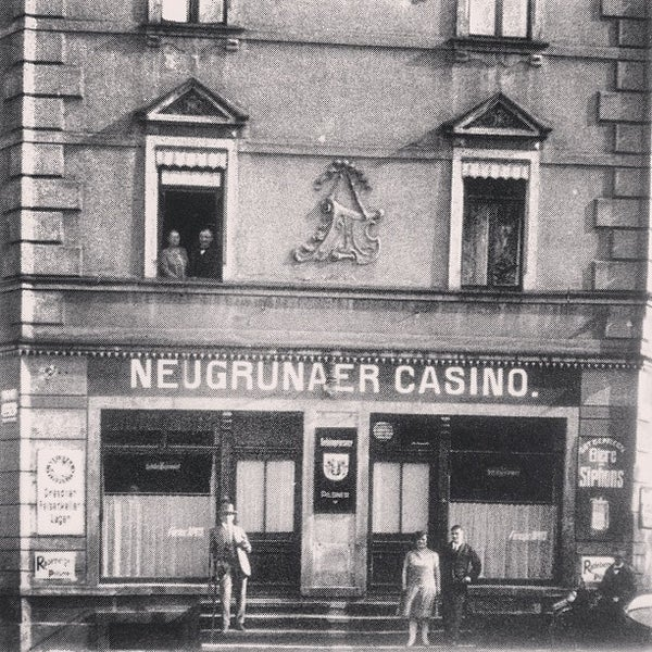 neugrunaer casino dresden