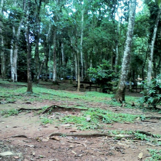 Photo taken at Parque Estadual do Jaraguá by Daniel N. on 1/20/2013