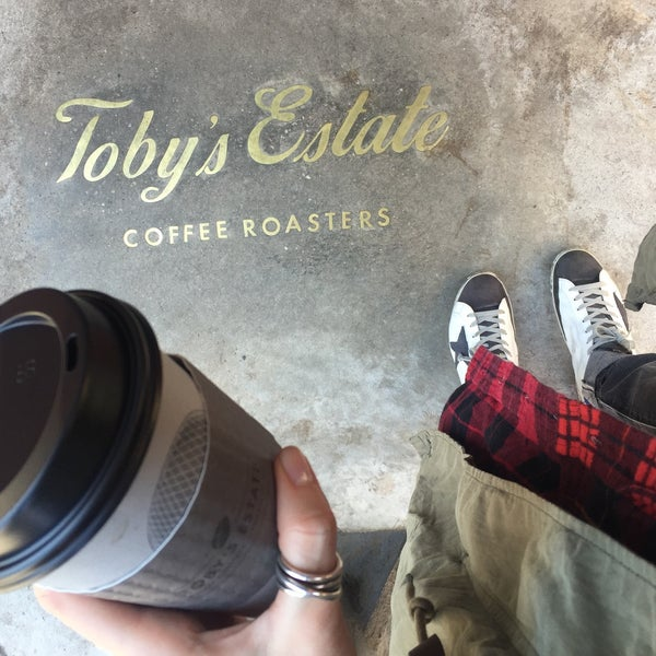 Foto scattata a Toby's Estate Coffee da inna il 3/28/2016