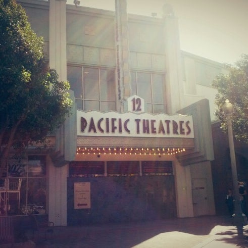 Photo taken at Pacific Theaters Culver Stadium 12 by Jason P. on 11/3/2012