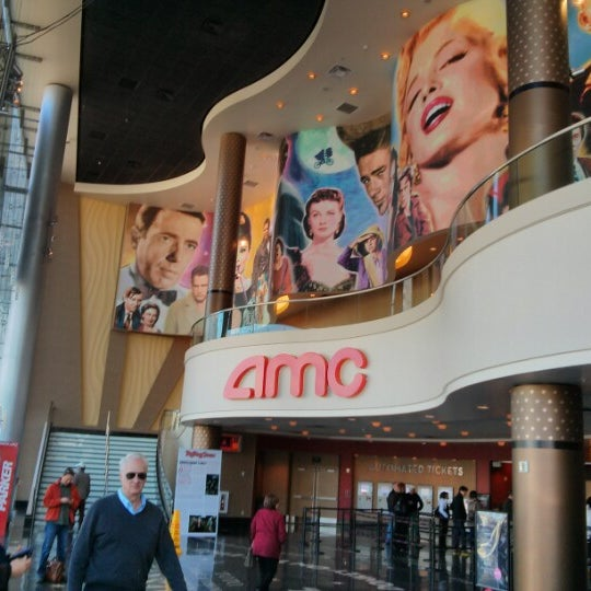 Photo taken at AMC Century City 15 by Jason P. on 12/31/2012