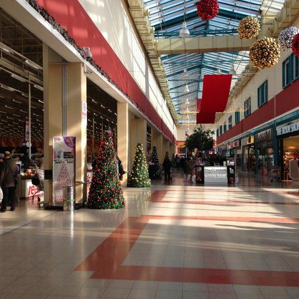 Photo taken at Bilkent Center by Serpil T. on 12/27/2012