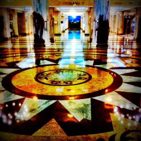 Photo taken at Radisson Royal Hotel by Nikita S. on 3/14/2013