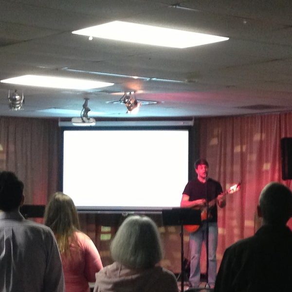 Photo taken at Transcend Church by John W. on 5/12/2013
