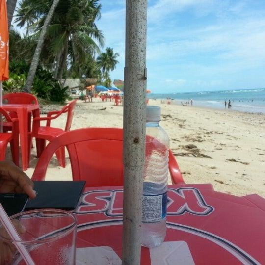Foto tirada no(a) Praia da Garça Torta por Everson P. em 12/29/2012