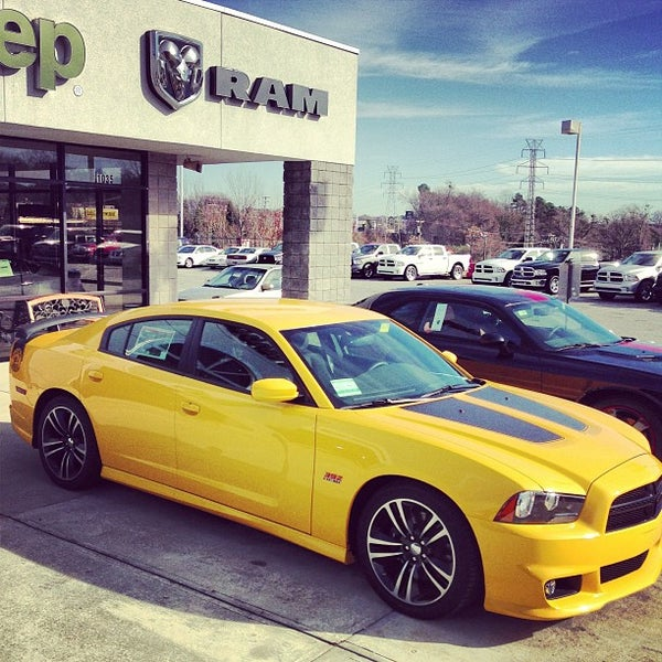 Nice Photo Taken At Spartanburg Chrysler Dodge Jeep By Spartanburg D. On 12/19/