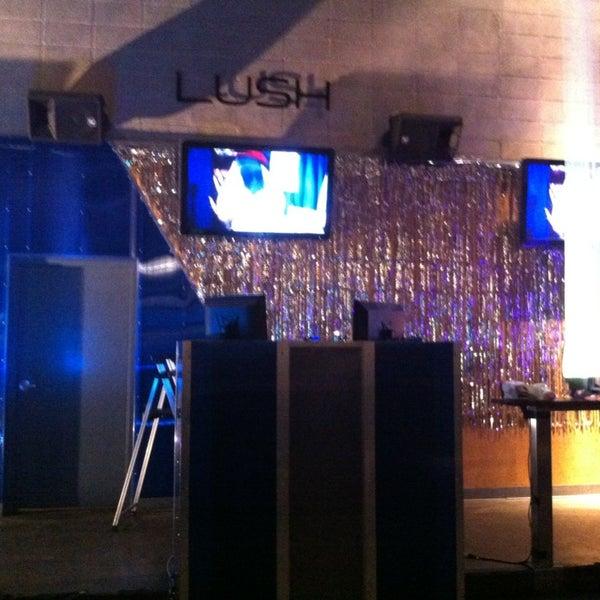 Photo taken at Lush Food Bar by Nate L. on 1/1/2013