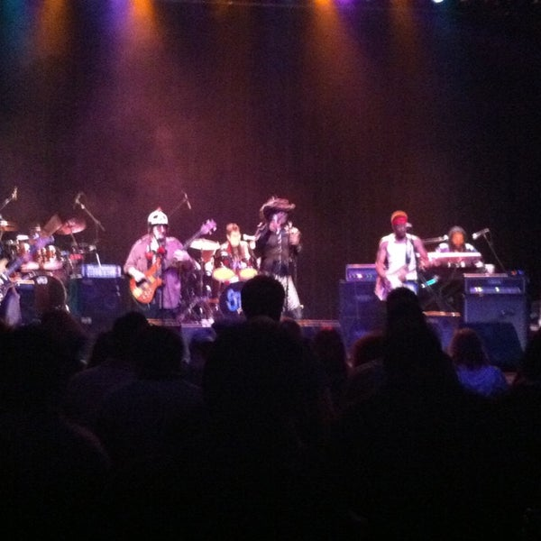 Photo taken at The Rialto Theatre by Janna Z. on 1/27/2013