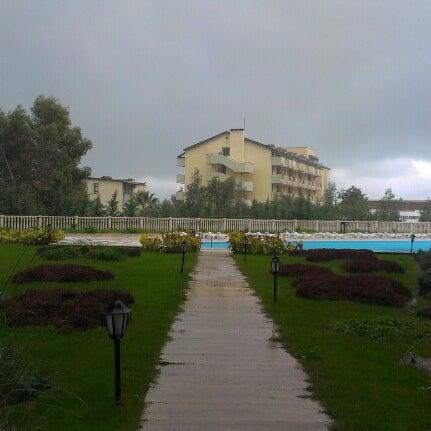 12/23/2012 tarihinde Murat U.ziyaretçi tarafından Royal Atlantis Spa & Resort'de çekilen fotoğraf