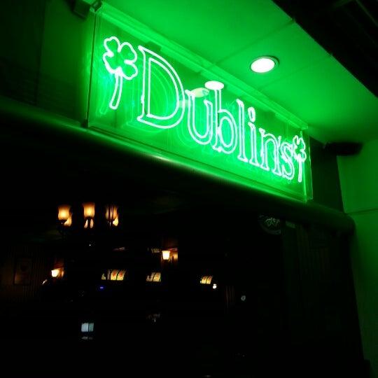 Photo taken at Dublin's Irish Pub by Diego C. on 1/13/2013