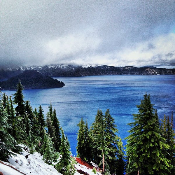 Photo taken at Crater Lake National Park by Barry G. on 9/30/2013