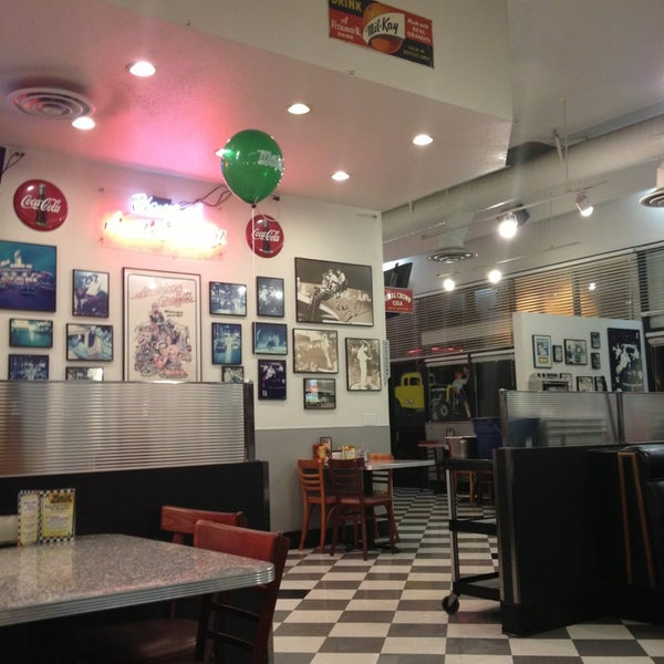 Photo taken at The Original Mel's Diner by Brittany C. on 2/3/2013