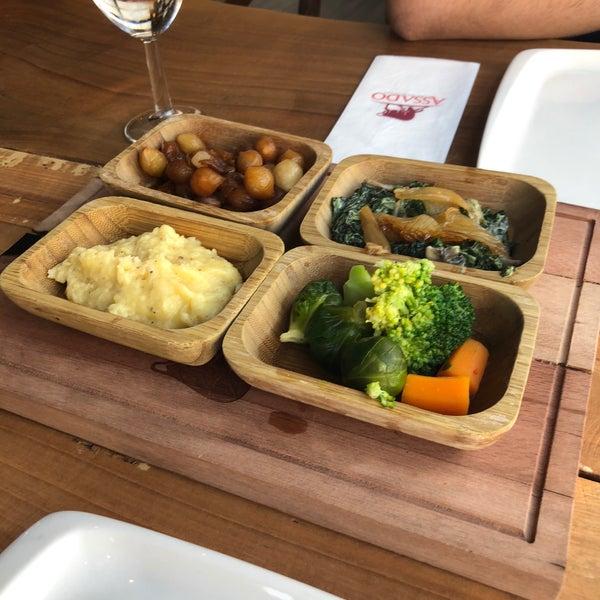 6/24/2018 tarihinde Nihat Y.ziyaretçi tarafından Assado Steak House'de çekilen fotoğraf