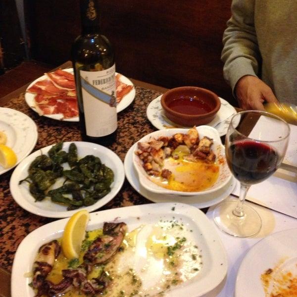 Asturias spanish restaurant in saint gilles sint gillis for Asturias cuisine