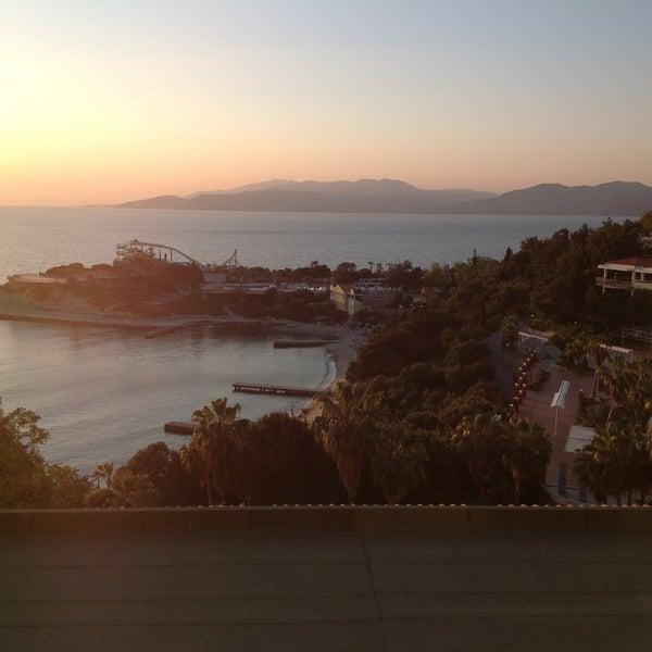 4/22/2013 tarihinde Murat T.ziyaretçi tarafından Pine Bay Holiday Resort'de çekilen fotoğraf